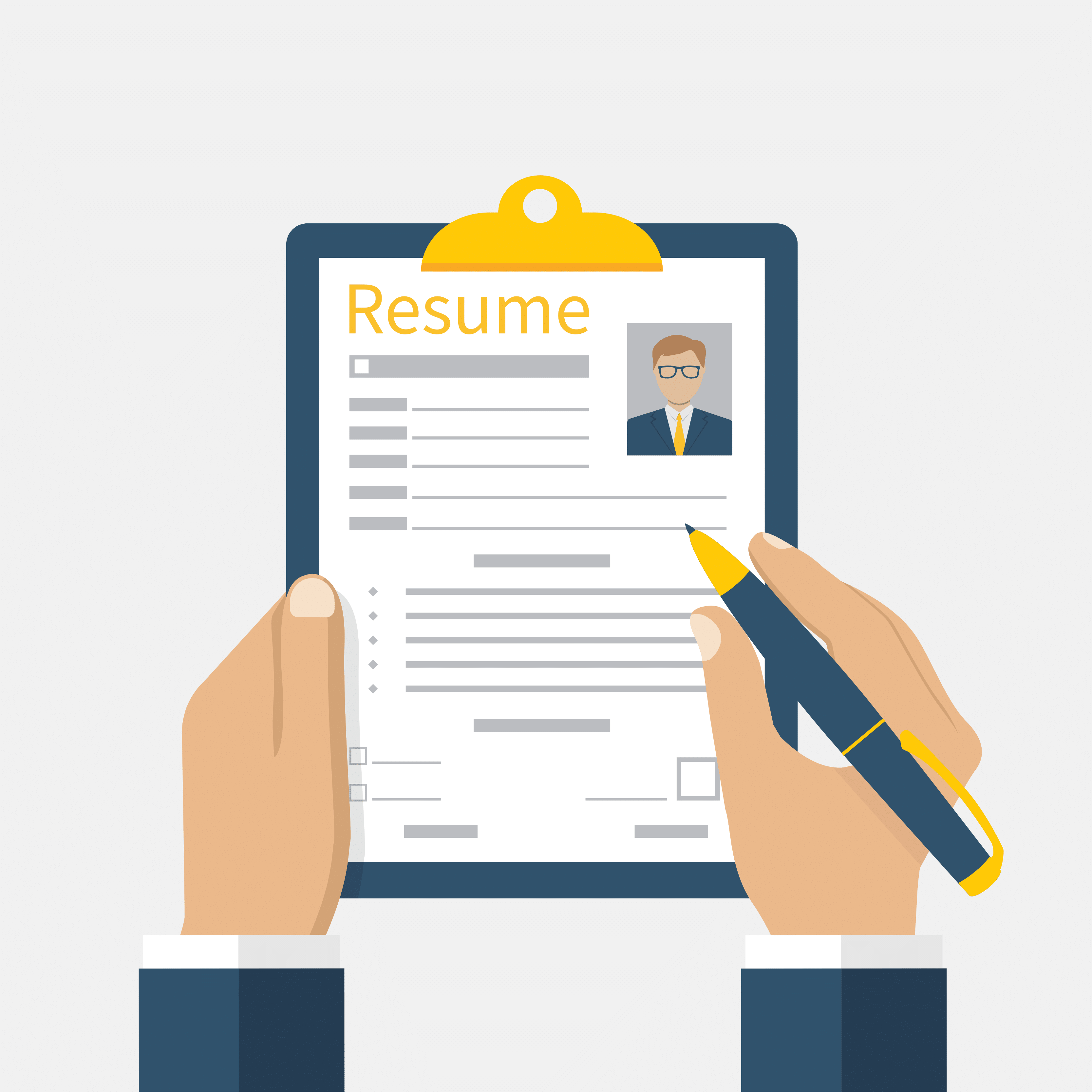 How Important Is Your Resume Format? How To Bear Applicant