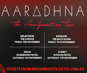 AARADHNA WITH LIVE BAND | PERTH