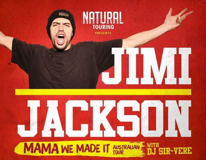 JIMI JACKSON | MAMA WE MADE IT AUS TOUR | TOWNSVILLE