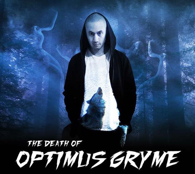 THE DEATH OF OPTIMUS GRYME | MELBOURNE