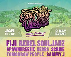 EAST COAST VIBES MUSIC FESTIVAL