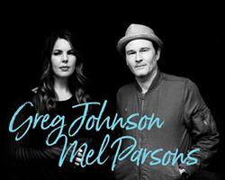 GREG JOHNSON & MEL PARSONS   AUCKLAND