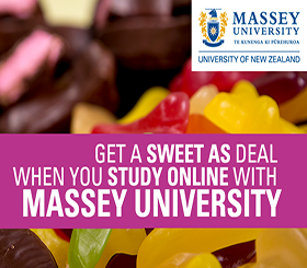 Study Online With Massey University Ad Space 1