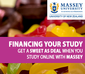 Study Online With Massey University Ad Space 3