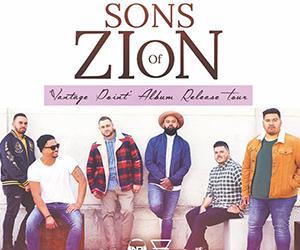 SONS OF ZION | VANTAGE POINT ALBUM RELEASE TOUR | PERTH