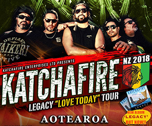 "KATCHAFIRE LEGACY ""LOVE TODAY"" TOUR 