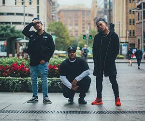DONELL LEWIS, KENYON BROWN & DJ NOIZ   KATHERINE