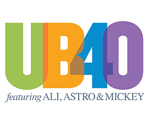 UB40 FEAT. ALI, ASTRO & MICKEY | DUNSBOROUGH