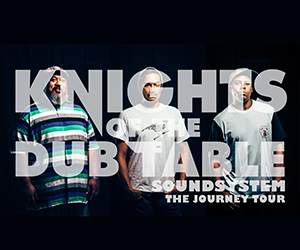 KNIGHTS OF THE DUB TABLE | BRISBANE