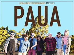 PAUA 'FOR THE PEOPLE' | EP TOUR | HAMILTON QLD