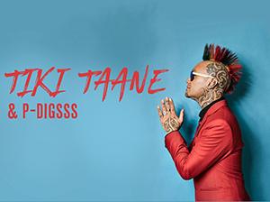 TIKI TAANE & P-DIGSSS | CAIRNS